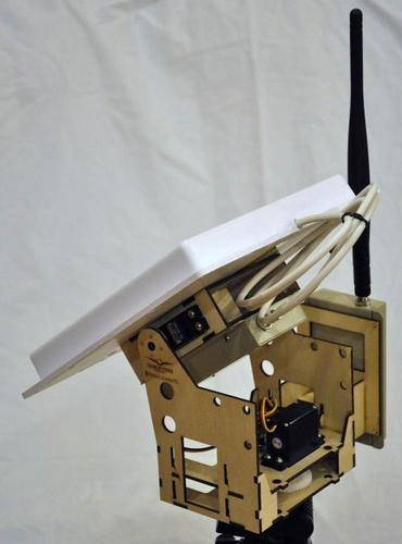 Antenna Pan/Tilt for EagleEyes and EZTracker Antenna Tracker