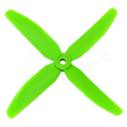 Direct Drive HQ Prop - Glass Fiber - 5x4x4 Green (2CW, 2CCW)