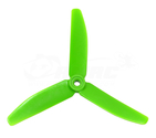 Direct Drive HQ Prop - Glass Fiber - 5x4x3 Green (2CW, 2CCW)