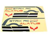 STRIX ALATUS - Replacement Decal Kit