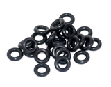RMRC - M3 Rubber O-Ring for Flight Controllers - Black (25pcs)