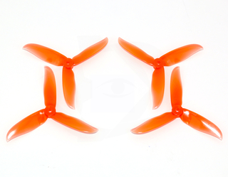 DAL Prop - Cyclone Series T5046C - Crystal Orange