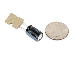 Capacitor - 1000uf 35v
