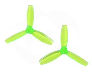 DYS 3-blade 3045 prop - GREEN