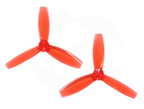 DYS 3-blade 3045 prop - RED