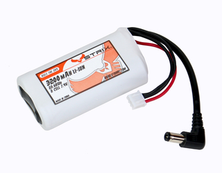 STRIX Power Stix Li-Ion Goggle Battery - 7.4V 3200mAh