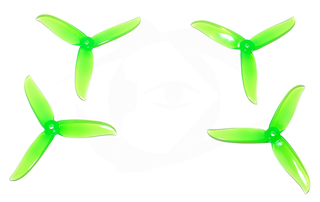 Dalprop Cyclone Series T5045C FPV Propeller Crystal Green