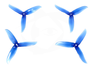 Dalprop Cyclone Series T5045C FPV Propeller Crystal Blue