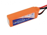 RMRC Orange Series - 1800mAh 4S 70C Lipo - T Connector (26.64Wh)