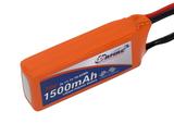 RMRC Orange Series - 1500mAh 3S 70C Lipo - XT60 (16.65Wh)