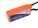 RMRC Orange Series - 1500mAh 4S 70C Lipo - T Connector (22.2Wh)