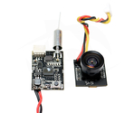 FXT FX806TC - 5.8GHz 25mW Race Band Detachable VTX/Camera Combo
