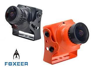 Foxeer HS1190 Arrow V2 - NTSC, 2.5 lens, IR Block - Black