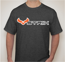 STRIX Logo T-Shirt - Heather Gray