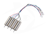 MMW - 7x20mm coreless motor (4PCS) - (speed: fast)