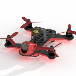 Vortex 150 Mini ARF Racing Quad - USA Version