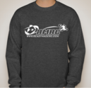 RMRC Logo Long Sleeve T-Shirt - Heather Gray