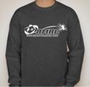 RMRC Logo Long Sleeve T-Shirt - Heather Gray