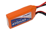 RMRC Orange Series - 450mAh 3S 60C Lipo - XT60 (5.0Wh)
