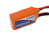 RMRC Orange Series - 450mAh 4S 60C Lipo - XT60 (6.7Wh)