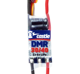 Castle Creations DMR 30/40 ESC - 2-6s Single