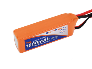 RMRC Orange Series - 1800mAh 4S 70C Lipo - XT60 (26.64Wh)