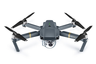 DJI MAVIC PRO RTF FOLDING QUADCOPTER WITH 4K CAMERA