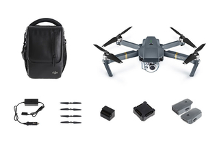DJI MAVIC PRO RTF QUADCOPTER WITH 4K CAMERA - FLY MORE COMBO