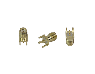 SMA Female Connector - Board Style