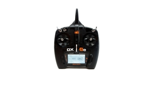 DX6e 6CH Transmitter Only (SPMR6650)