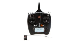 DX6e 6CH System w/ AR620 Receiver (SPMR6655)