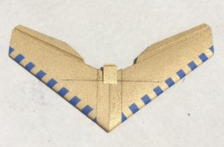 "VAS SPHINX  MICRO WING (27"" Flying Wing)"