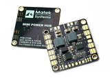 Matek - Mini Power Hub with 5V & 12V BEC