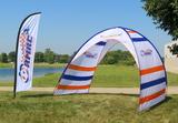 Team RMRC Racing Air Gate & Flag Combo (2 Gates, 2 Flags)