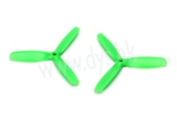 DYS 3-blade 5050 prop - GREEN