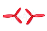 DYS 3-blade 5050 prop - RED