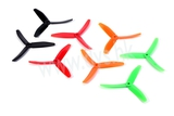 DYS 3-blade 5040 Prop - ORANGE