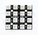 RMRC Fire LEDs - WS2812 RGB Addressable 5V Square