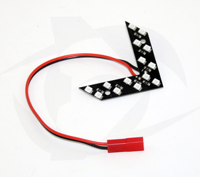 RMRC Arrow LEDs - 3528 Red