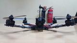 """DWS - Gremlin Carbon Fiber Quadcopter Frame 5"""""""