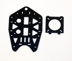 RMRC Hellbender 204 V2 - Replacement Top & Camera Plate