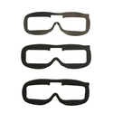 Fatshark - 3 piece Velcro Foam Kit for Face Plates