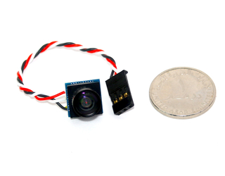 RMRC Ultra Micro Wide Angle Camera (NTSC)