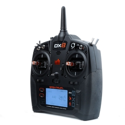 Spektrum DX8 Transmitter Only Mode 2 SPMR8000
