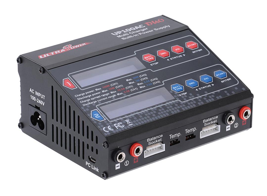 ultra power up100ac duo manual