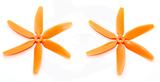 Direct Drive HQ Prop - Glass Fiber - 5x4x6R Orange