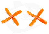 Direct Drive HQ Prop - Glass Fiber - 4x4x4R Orange
