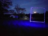 RMRC Race Gate LEDs - 1.5m, Blue