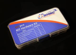 RMRC M3 Hardware Kit (420pcs, Screws, Nuts, Spacers)