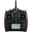DX7 7 Channel Transmitter Only Mode 2 SPMR7000
